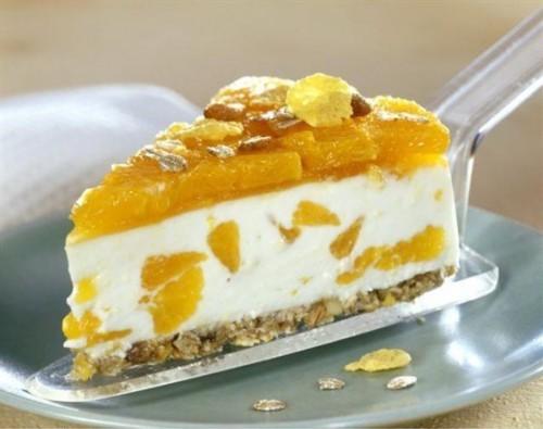 Для фигуры малоопасны: низкокалорийные йогуртовые торты