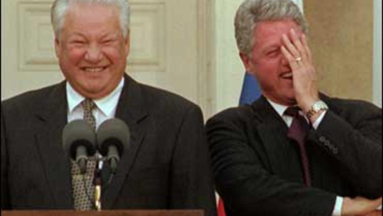 При Ельцине американцы находились на всех секретных объектах России