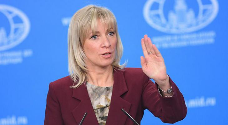 МИД РФ: Вашингтон не намерен отказываться от вмешательства во внутренние дела России