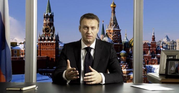Навальный обвинил Кремль в о…