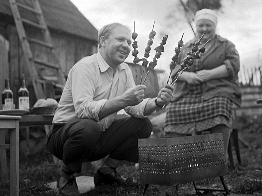 Фотографии советских знаменитостей как отражение истории недавного прошлого.