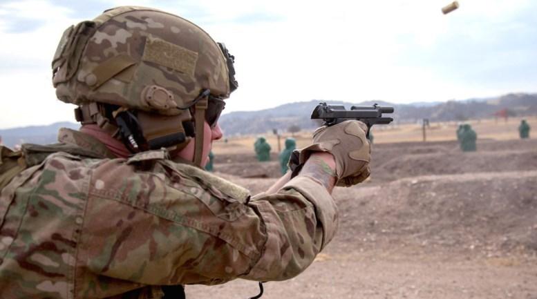 Пентагон выбрал преемника «Беретте». «Немец» потеснил «итальянца» в армии США