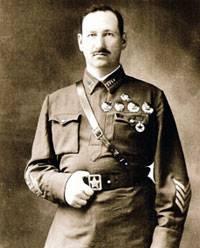Солдат в генеральской шинели