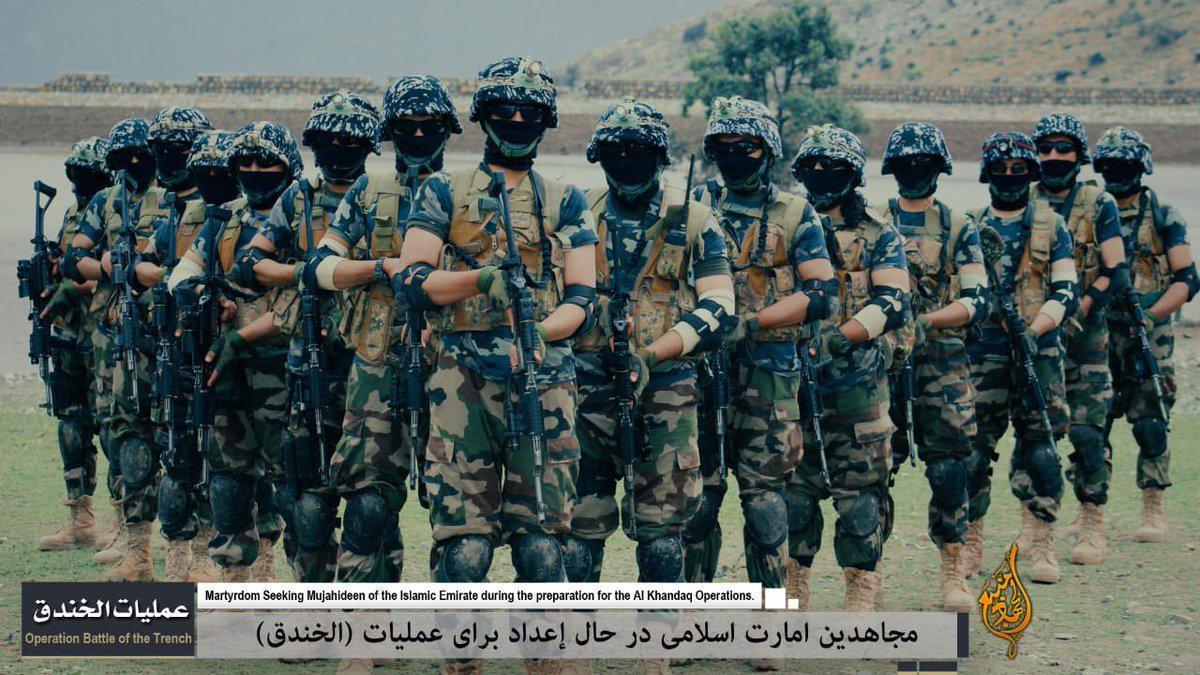 Афганская бойня: «Талибан» о…