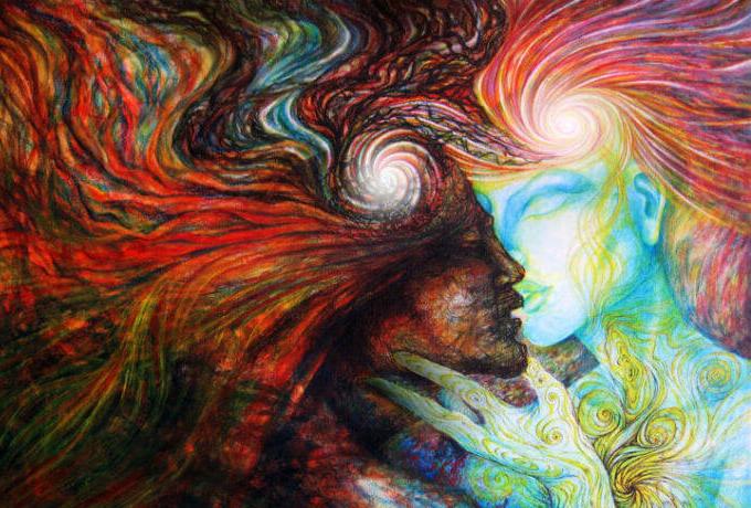 Осознанная любовь и эмоциона…