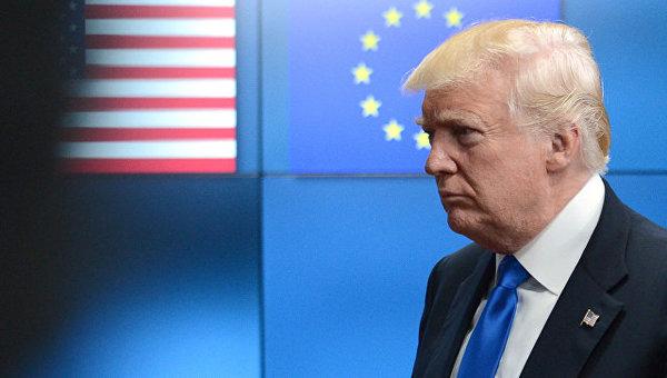 Удар США по Сирии показал неготовность ЕС к войне — немецкий публицист