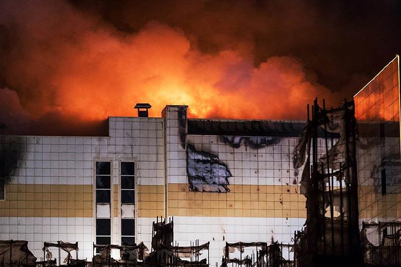 Кемерово. Жизнь после пожара…
