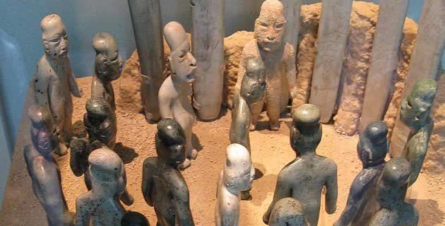 Гипотеза: Загадочные ольмеки   -  это мигрировавшие в древнюю Америку китайцы