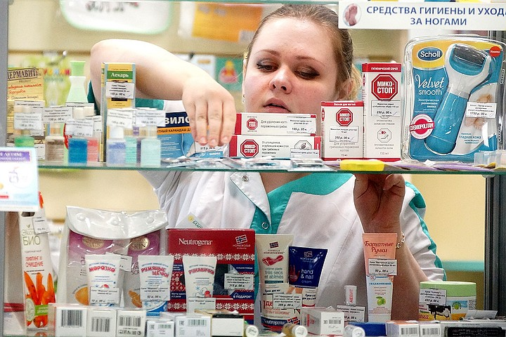 Россия не будет запрещать ввоз американских лекарств