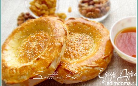 Рецепт – Сдобные узбекские лепешки без дрожжей