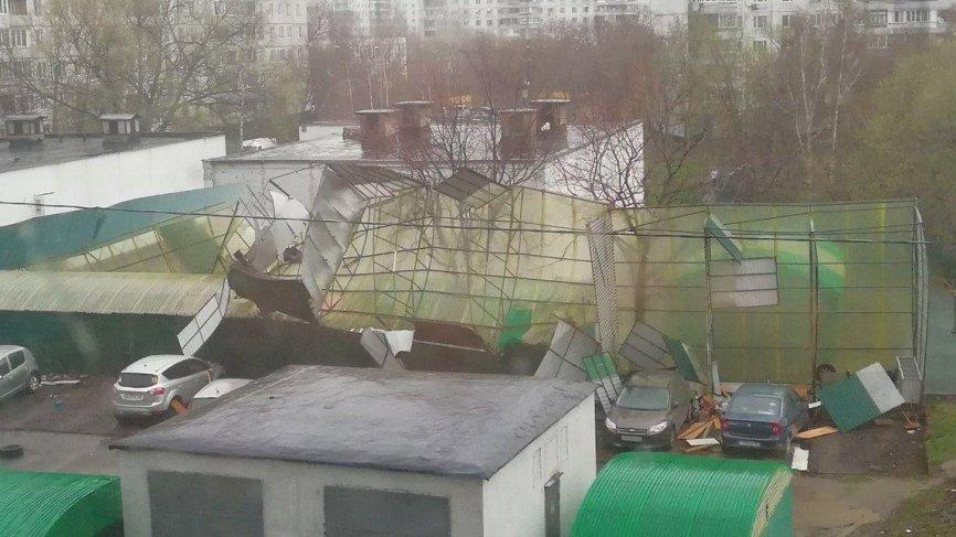Ураган в Москве: число жертв…