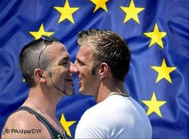 Ни капли в рот, ни сантиметра в попу! Мы не должны ничего этой гей-Европе!
