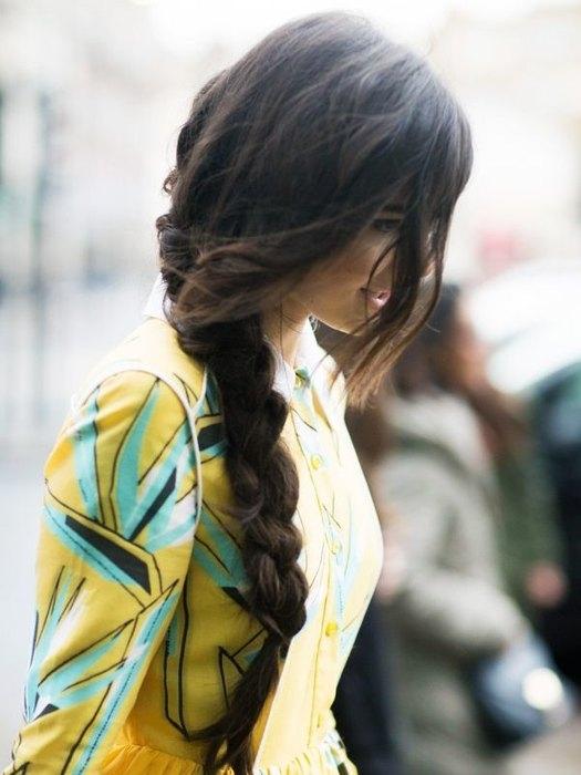 быстрые причёски, модные причёски за 5 минут