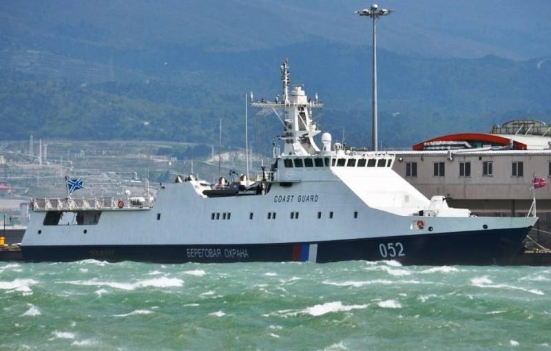 На защите дельфинов. Погранслужба ФСБ активизируется на Азовском море