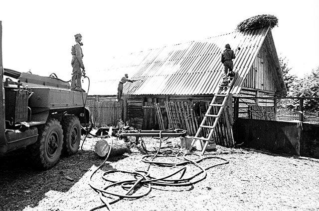 Как я работал в чернобыльской «Зоне»