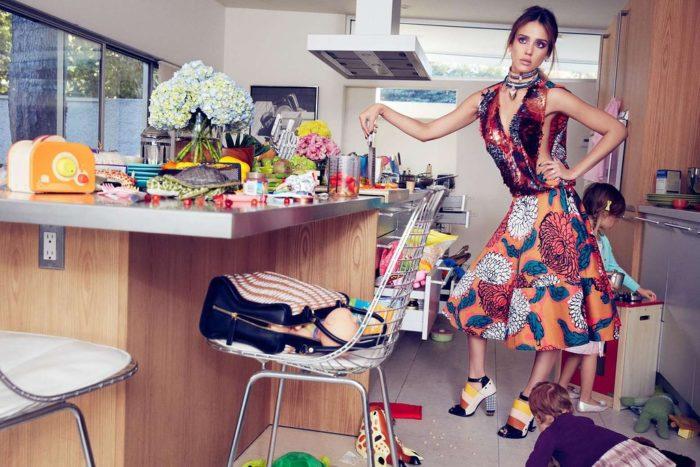 Женский миф про тяжелые будни домохозяйки. История одного парня