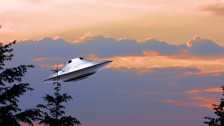 Регулярное наблюдение НЛО в …