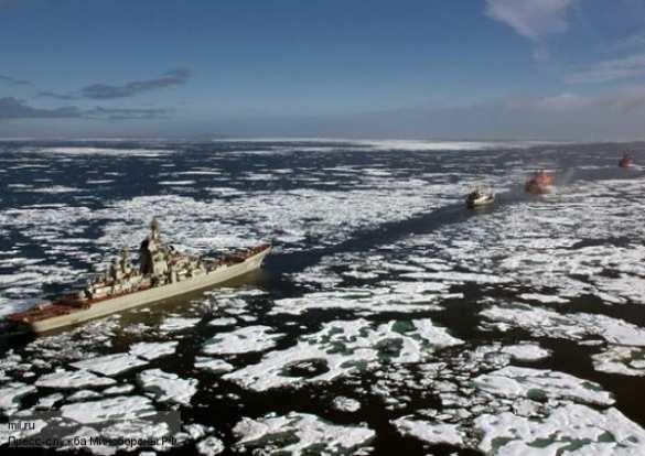 Возможности России в Арктике «споткнулись» об отсутствие единого центра управления проектом