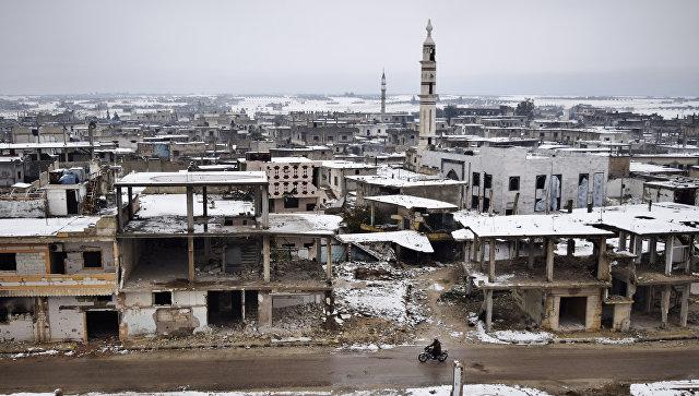 Новости Сирии. Сегодня 4 января 2017
