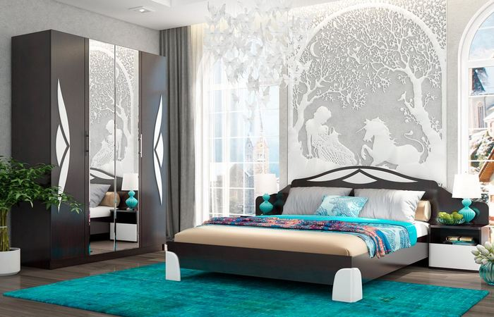 8 интерьерных трендов для спальни, которые помогут сделать её уютной и функциональной