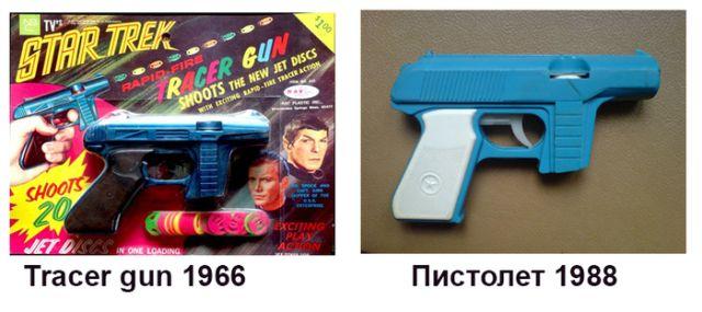 Популярные советские игрушки…