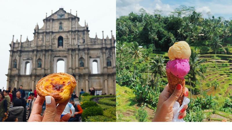 «Я обожаю путешествовать и есть»: инстаграм о том, как сочетать две самые любимые вещи в мире