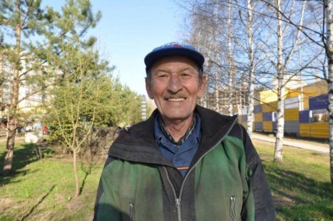 Картинки по запросу Пенсионер из Перми Владимир Кормщиков