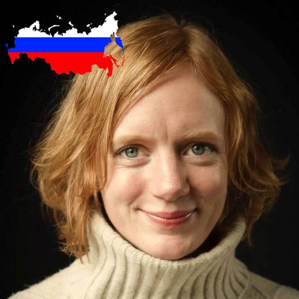 Норвежская писательница предрекает распад России
