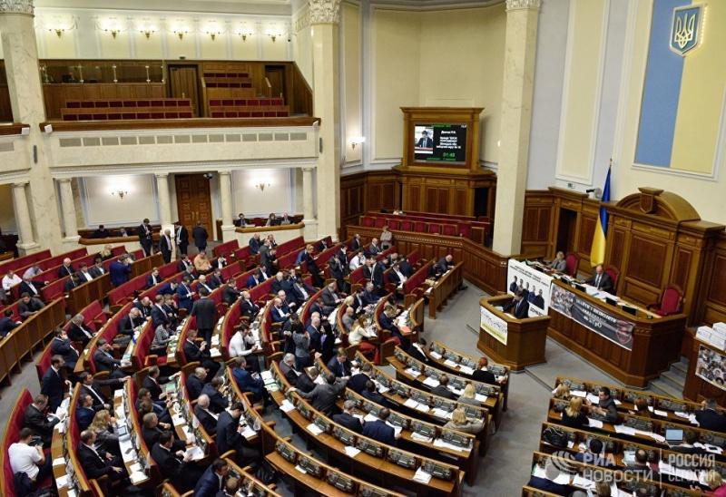 Украина попросила США сделать ее основным союзником вне НАТО