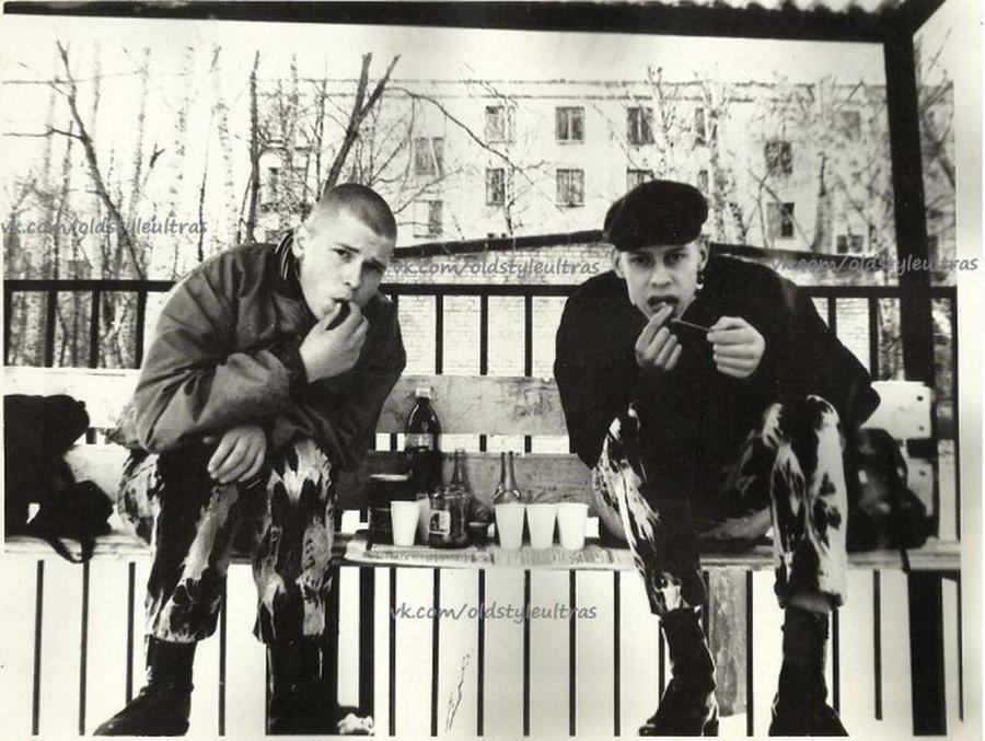 Когда распадался СССР: фото 80-х — 90-х годов ХХ века