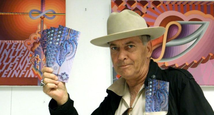 Burning Man's Larry Harvey passes after opening tech's imagination