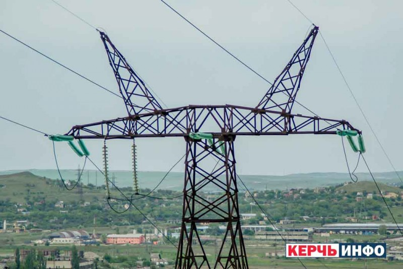 Украинцы потребовали миллиард за крымские электросети