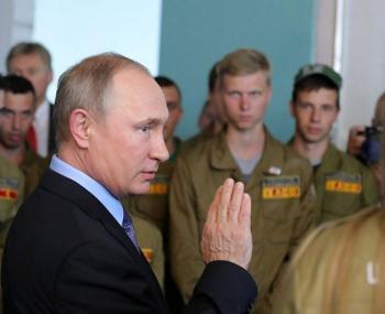 Путин рассказал, когда закончится кризис на Украине