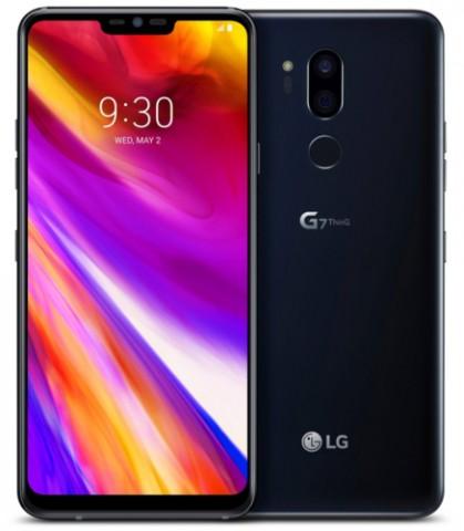LG G7 ThinQ — музыкальный фо…