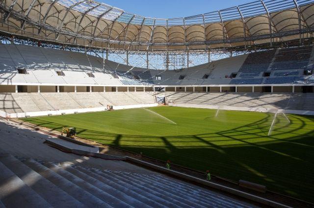 Тестовые матчи на стадионах ЧМ-2018 в Саранске и Волгограде оценили хорошо