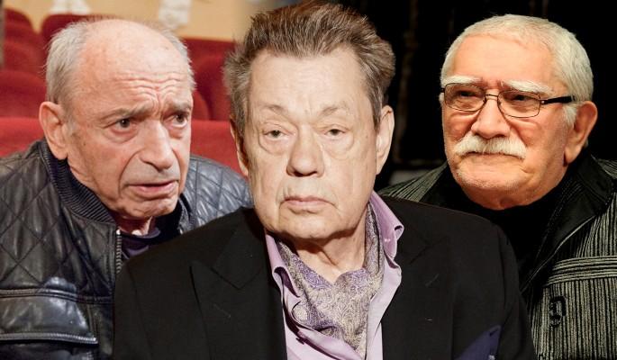Какие актеры советского кино…