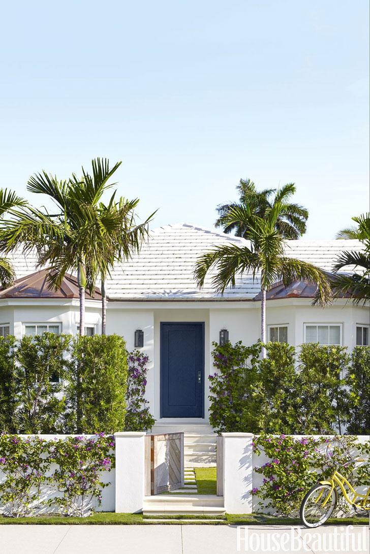 Дом во Флориде, пропитанный …