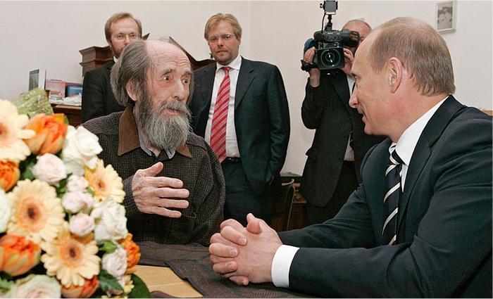 Солженицын: трагедия триумфа. Он сдох, взойдя на политический олимп России