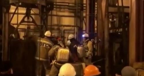 Тела погибших во время пожара на шахте в Соликамске обнаружены