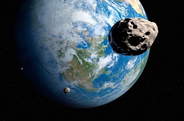 Российские ученые протестировали систему борьбы с астероидами