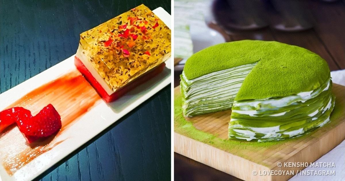 15 национальных сладостей, которые могут показаться странными даже гурманам