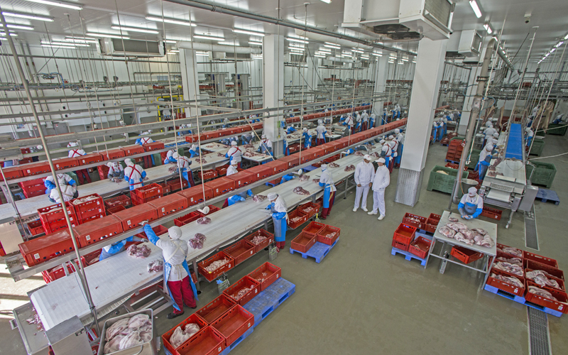 Работа на мясокомбинате: обз…