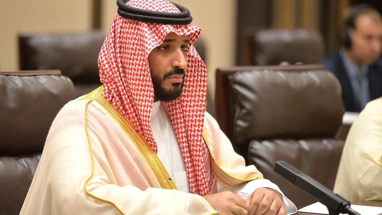 Принц Саудовской Аравии може…