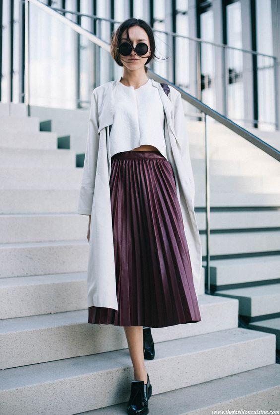 7 юбок которые нужны каждой женщине