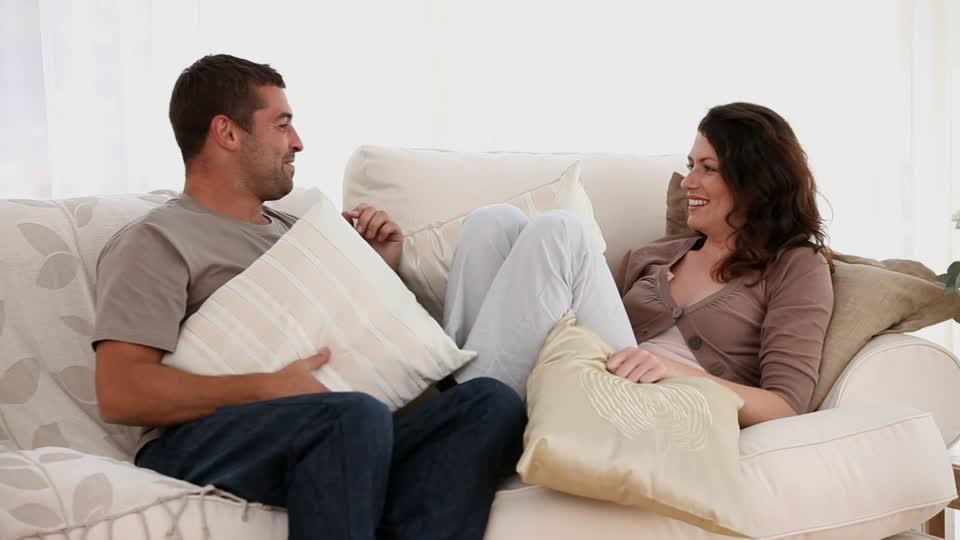Муж сделал своей жене замечание насчет лишнего веса. Но ее ответ был просто потрясающим!