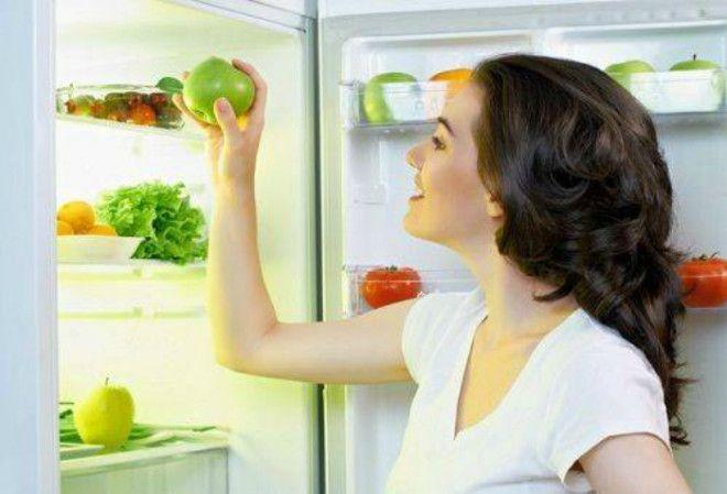 Контроль влаги в холодильнике