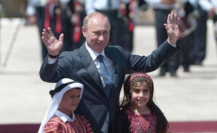 Россия была и остается великой державой