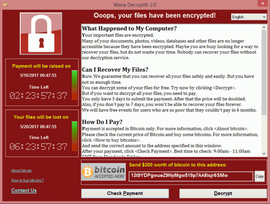 Как защитить файлы на Windows 10 от вирусов-вымогателей