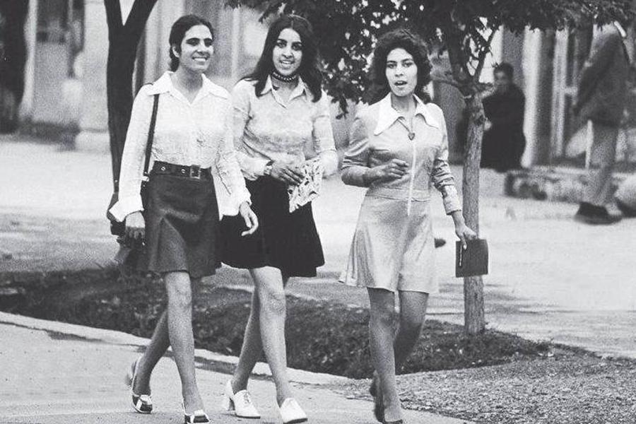 Девушки в Афганистане 45 лет назад и сейчас: найдите 10 отличий!