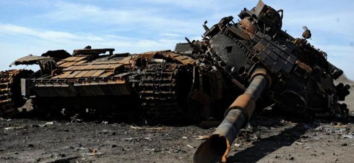 Украина не может восполнить даже износ военной техники, не говоря уже о боевых потерях